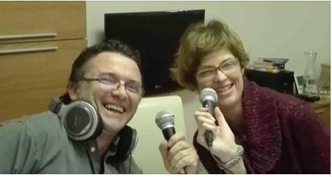Entrevista en la radio en el programa: Cercle de Terapies