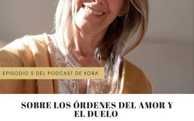 Ep. 5: sobre los órdenes del amor y el duelo, con Maria Andrea García Medina