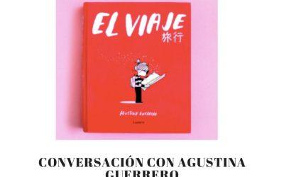 Ep. 7 : Conversación con Agustina Guerrero